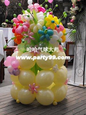 目前国内专业做气球编制的造型
