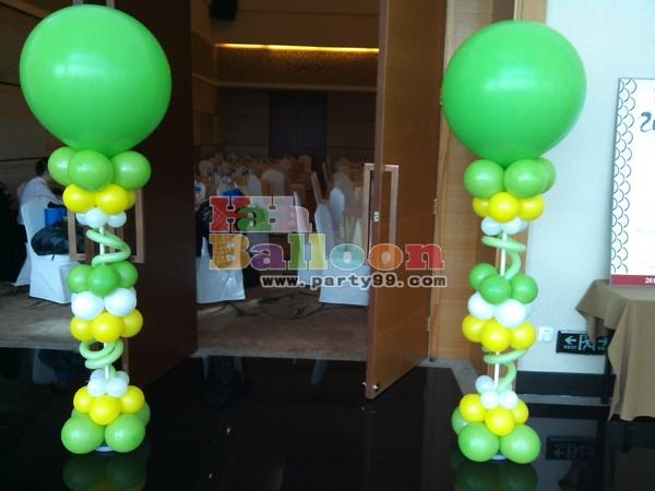 2013年会气球布置(6)