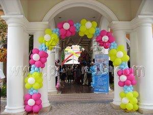 万圣节气球装饰 3