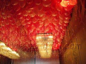 万圣节气球装饰