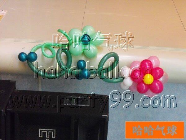 气球创意 - 节日气球布置