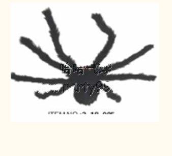 黑蜘蛛(大)
